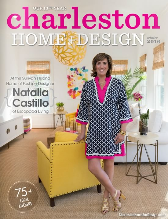 ... Home+Design Magazine. CharlestonHomeDesignCoverWinter